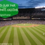 How to plan our next sports vacation #BayouTravel