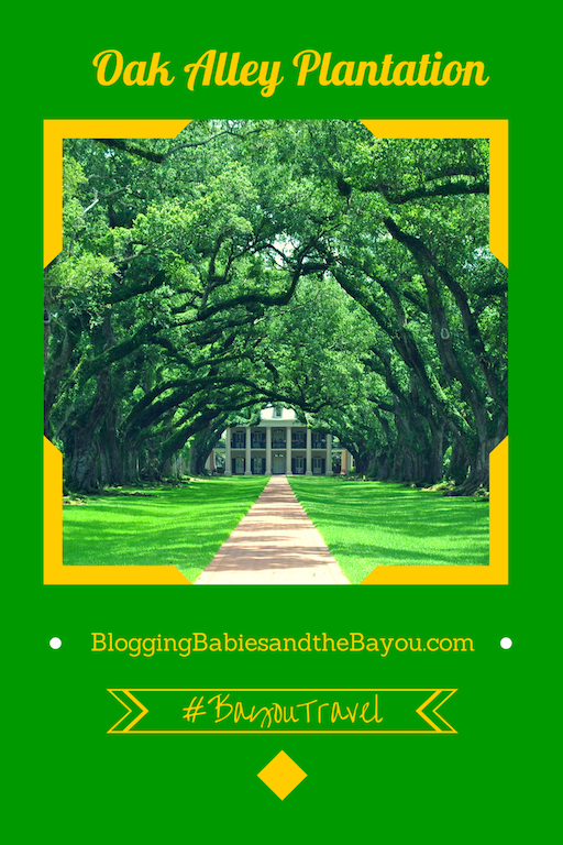 Oak Alley Plantation #BayouTravel