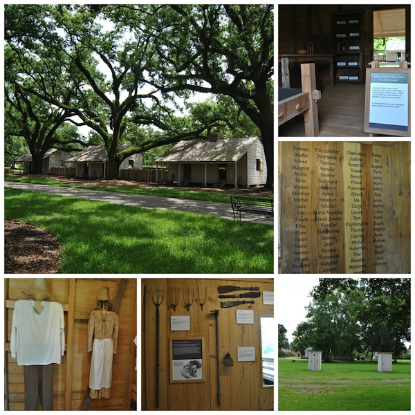 Oak Alley Plantation - Education tour about Louisiana history, local sugar cane plantations and the families who lived at the plantation #BayouTravel