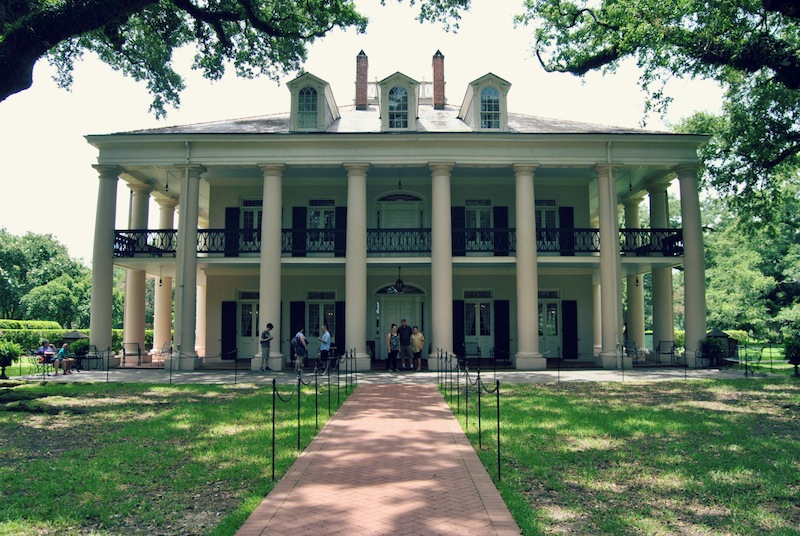 Oak Alley Plantation - Vacherie, Louisiana near the New Orleans Area #BayouTravel