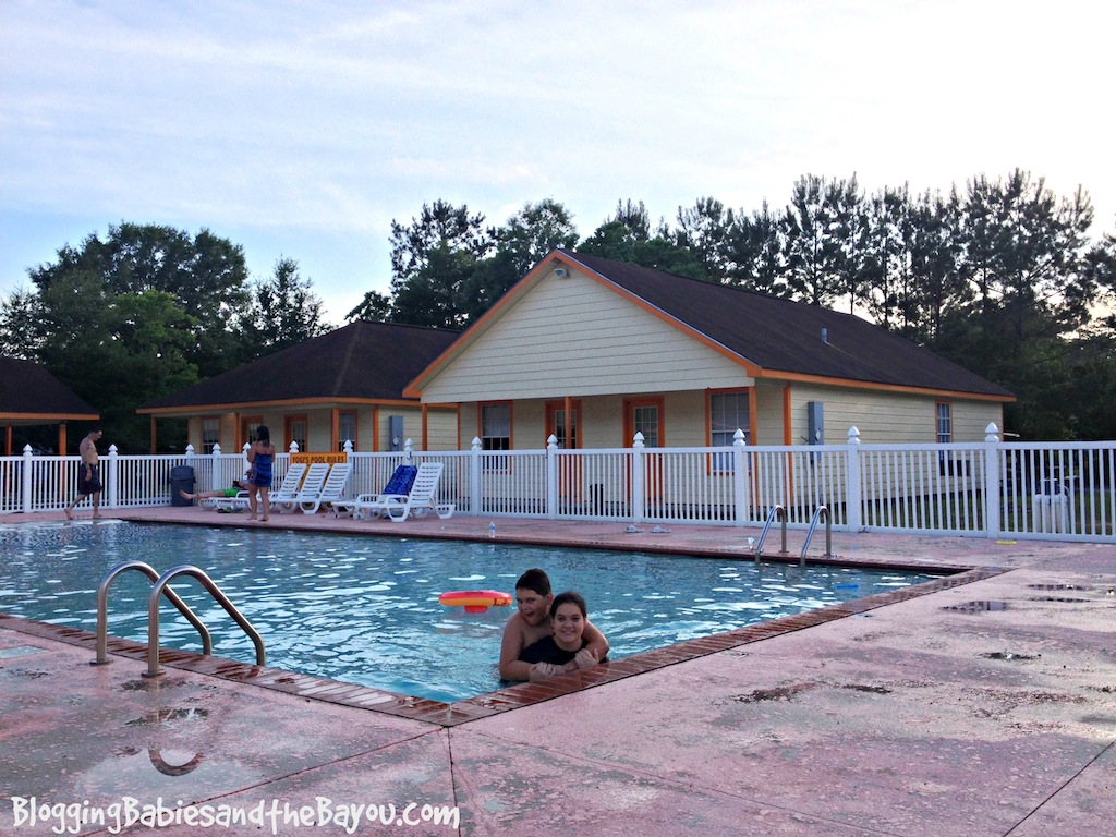 Swimming pools and other campground facilities at  Yogi Bear Jellystone Park
