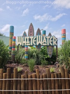 Family Attractions in Branson Missouri  - White Water  Silver Dollar City Attractions #ExploreBranson #BayouTravel