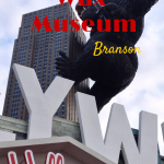 Hollywood Wax Museum Branson #ExploreBranson #BayouTravel