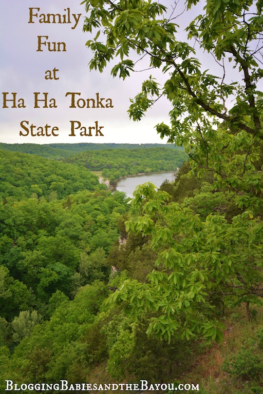 Land of the Ozarks Ha Ha Tonka State Park #BayouTravel