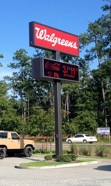 Making back to school shopping easier by using our neighborhood Walgreens - #GiveaShot #Cbias #Shop
