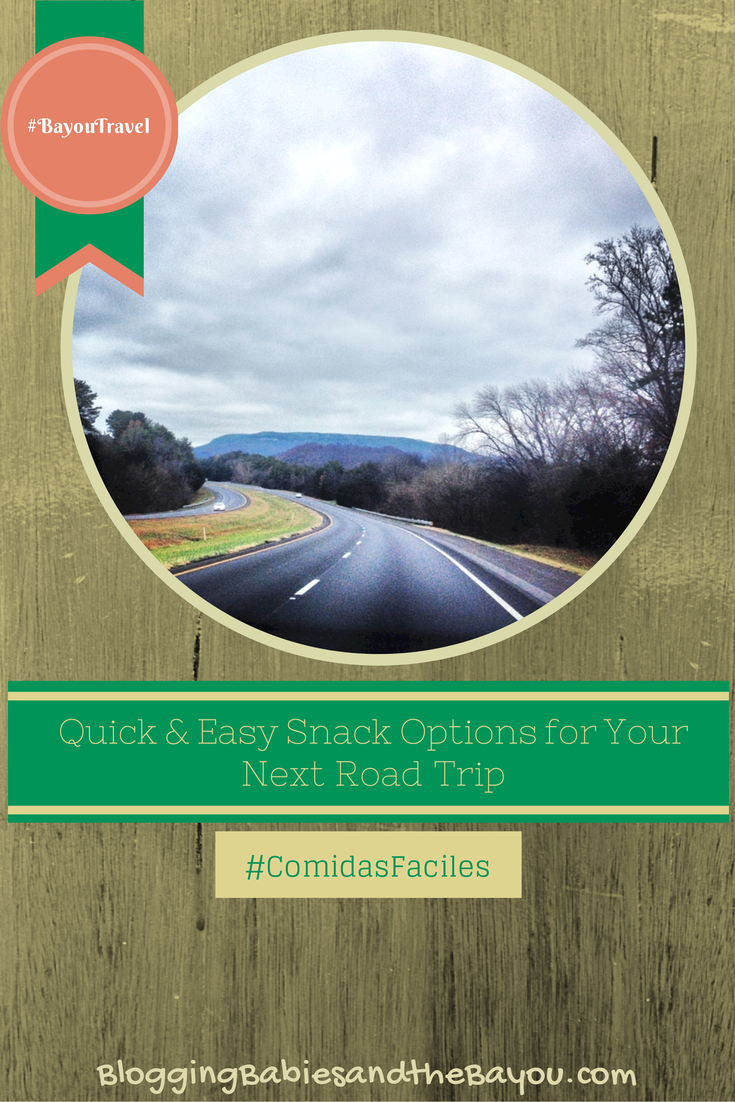 Quick and Easy Snack Options for Your Next Road Trip #ComidasFaciles #CollectiveBias #BayouTravel