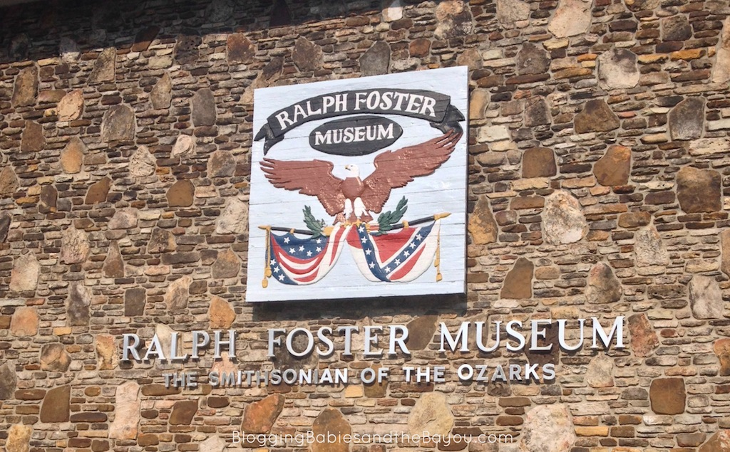 Ralph Foster Museum - The Smithsonian of the Ozarks #BayouTravel #ExploreBranson