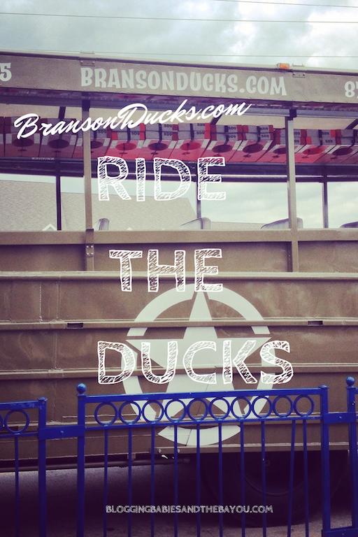 Ridethe Ducks