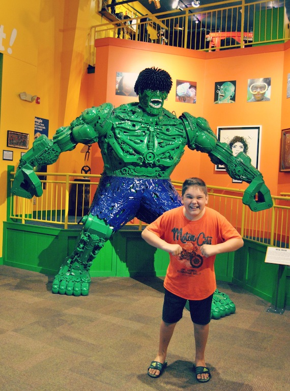 Ripleys Believe It Or Not - Branson Missouri Family Attractions #BayouTravel #ExploreBranson
