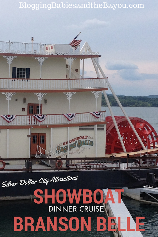 Showboat Branson Belle #ExploreBranson #BayouTravel