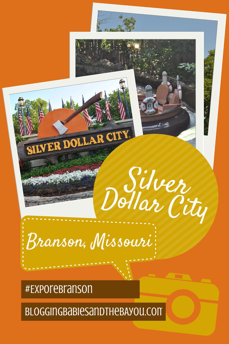 Silver Dollar City Branson Missouri #ExploreBranson #BayouTravel