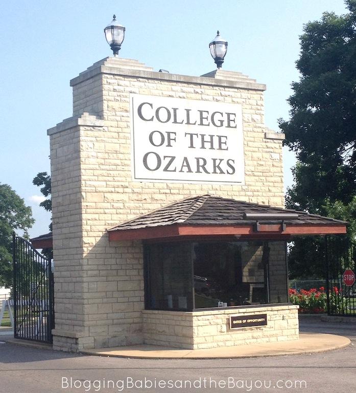 The Keeter Center - College of the Ozarks #ExploreBranson #Bayoutravel
