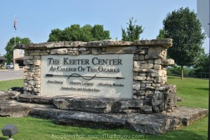 The Keeter Center  at College of the Ozarks #EXploreBranson #BatyouTravel