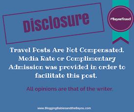 2014 Travel Disclosure Small