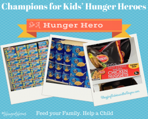 #Ad Champions for Kids' Hunger Heroes #CollectiveBias #HungerHeroes