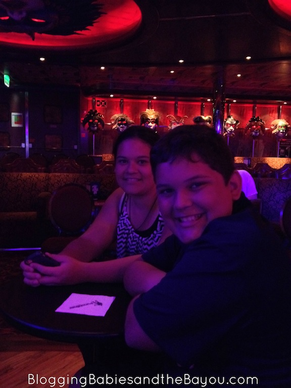 After Hours Family Activities aboard Carnival Dream  #CruisingCarnival #BayouTravel