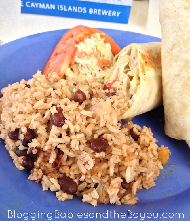 Beans & Rice - Cruise Travel Guide Food of the Caribbean #BayouTravel