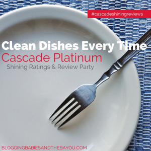 Clean, Ultimate Clean + Giveaway Cascade Platinum Gift Basket #CascadeShiningReviews #DDDivas