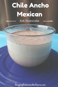 How to Make Chile Ancho Mexican Hot Chocolate