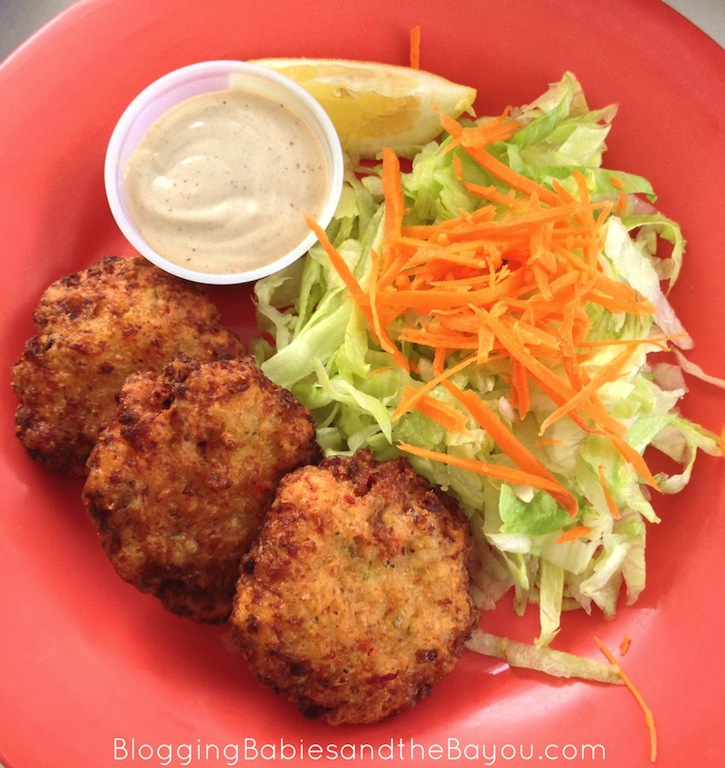 Conch Fritters-  Cruise Travel Guide Food of the Caribbean #BayouTravel