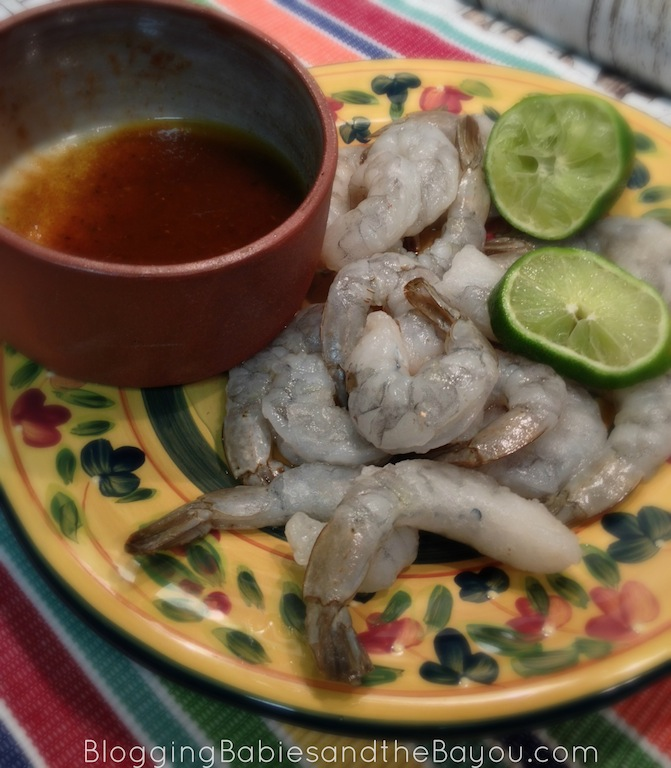 Creating a Marinade - Get Your #SauceOn with El Yucateco and New Orleans Gulf Shrimp #Shop #MyColectiva #CollectiveBias