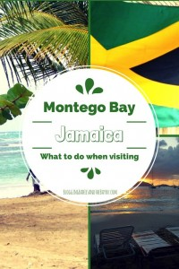 Cruise Chat What to do when visiting Montego Bay Jamaica #BayouTravel