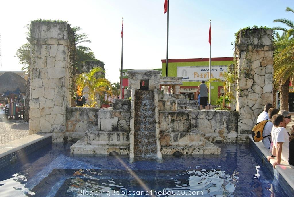 Cruise Travel Excursions Ruins of Cozumel, Mexico #BayouTravel