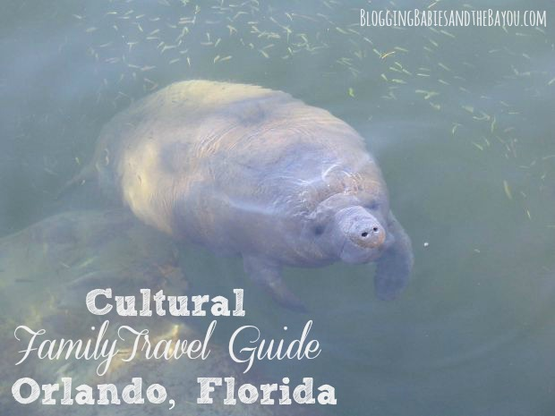 Cultural  FamilyTravel Guide Orlando, Florida  #BayouTravel