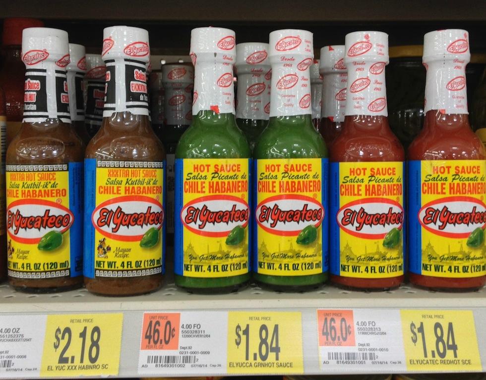 Spicy Shrimp with El Yucateco + A Giveaway #SauceOn #Shop #cbias