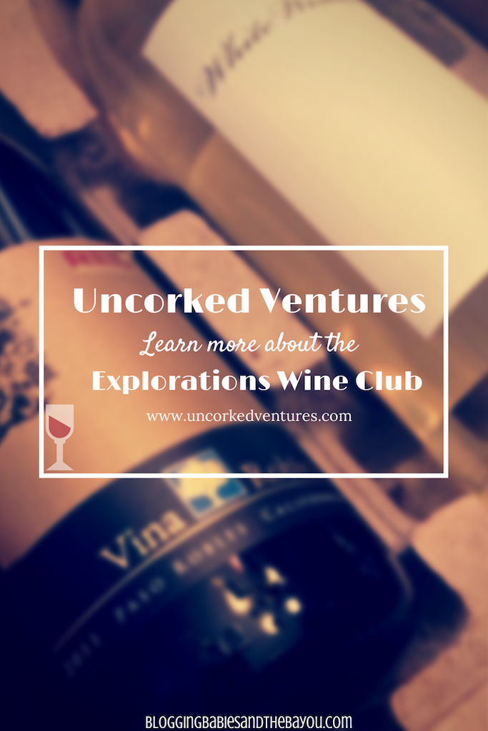 Uncorked Ventures - Exploreations Wine Club