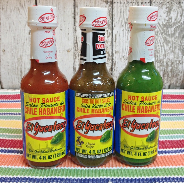 Variety of Hot Sauces - Get Your #SauceOn with El Yucateco and New Orleans Gulf Shrimp #Shop #MyColectiva #CollectiveBias