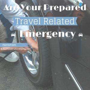 Are You Prepared For a Travel-Related Emergency? #BayouTravel