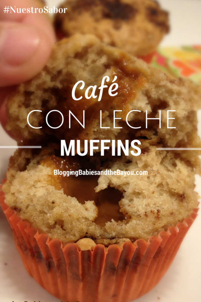Cafe Con Leche Muffins #NuestroSabor #CollectiveBias #ad #Shop #MyColectiva