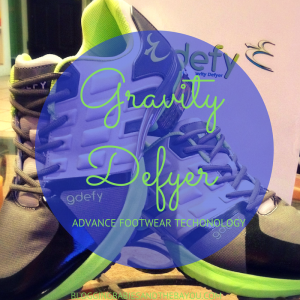 Being Active with Gravity Defyer – Advance Footwear Technology #Ad