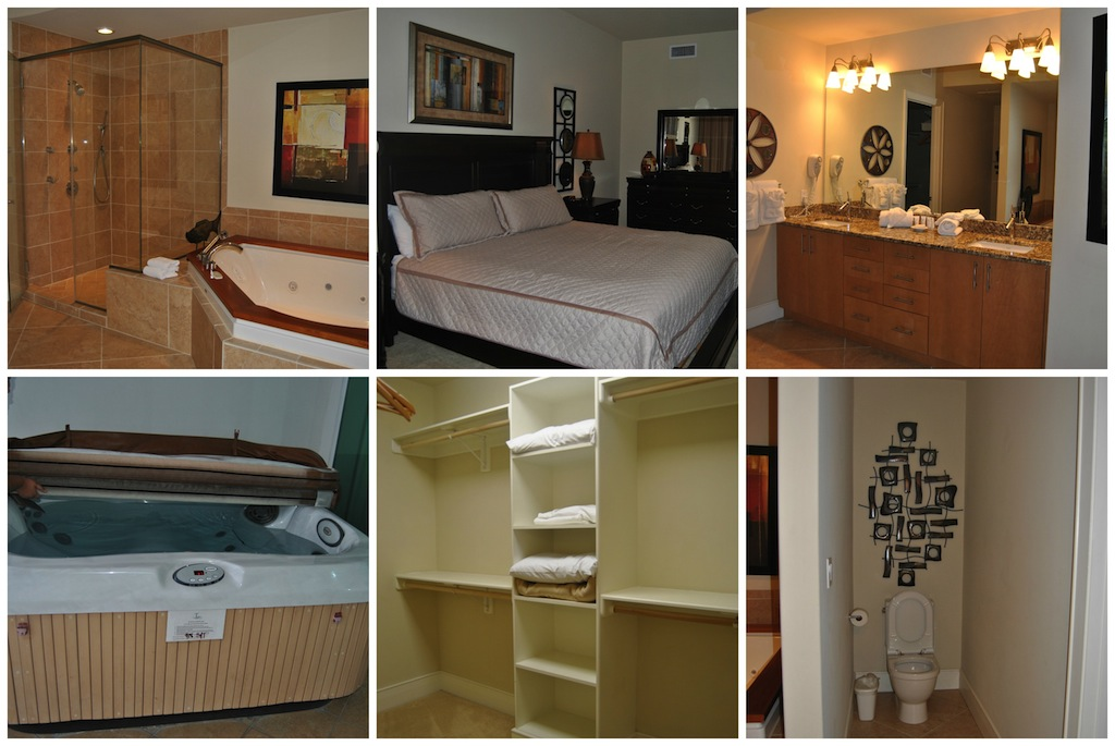Master Suite at Turquoise Place, Spectrum Resorts in Orange Beach, Alabama #BayouTravel