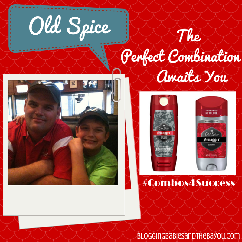 Old Spice - The Perfect Combination Awaits You #Combo4Success #ad