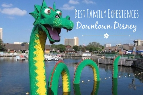 Best Disney Family Experiences: Downtown Disney