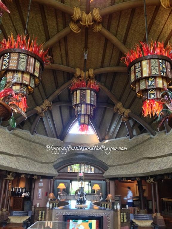 Animal Kingdom Lodge - Relaxation & Family Setting  at Walt disney World Resorts #BayouTravel