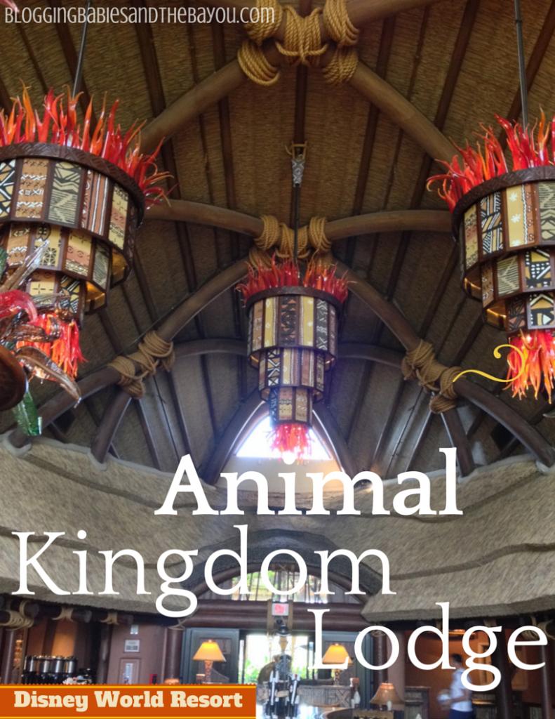 Animal Kingdom Lodge- Walt Disney World Resort Options #BayouTravel