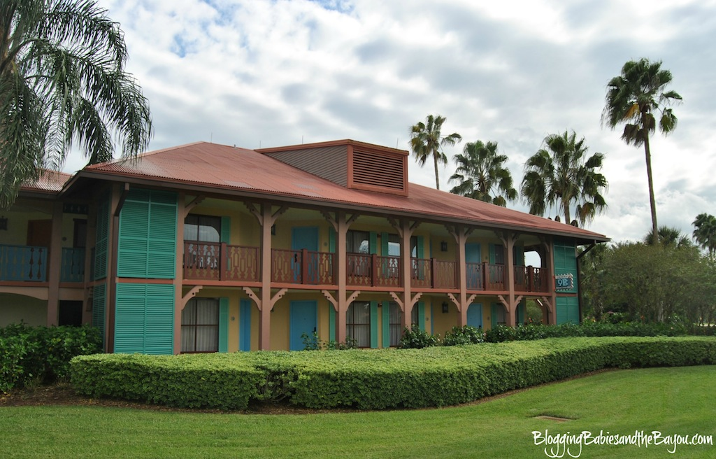 Coranado Springs Resort - How to choose your Disney World vacation resorts  #BayouTravel