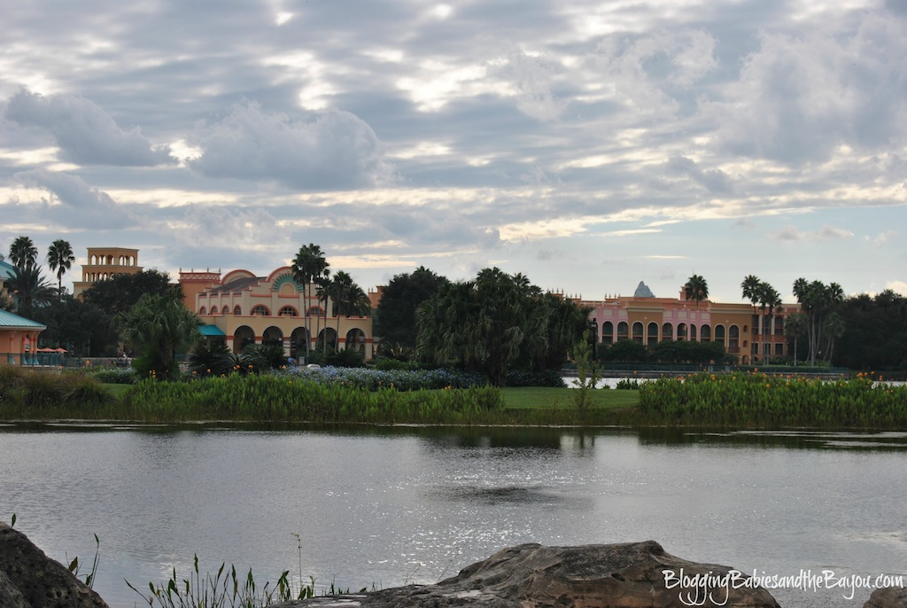 Coranado Springs Resort - Walt Disney World Resorts #BayouTravel