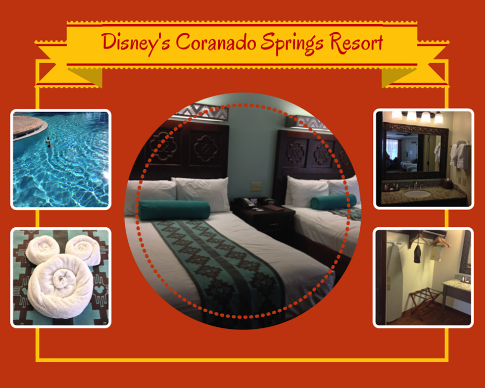 Disney Coranado Springs Resort #BayouTravel