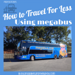 New Orleans to Orlando aboard Megabus -Yes, $1 Tickets + Tips & Tricks to Megabus #BayouTravel