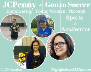 JCPenney-Empowering Girls Through Soccer and Academics #JCPFanaticas #HispanicHeritageMonth Ad