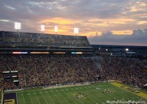 Weekly Photo Blog – LSU Football #BayouTravel #GoBR