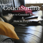 Couchsurfing: What to Consider Before & How to Prepare #BayouTravel