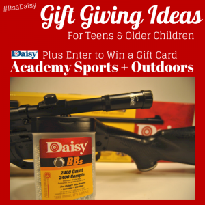 Gift Ideas for Teens -Academy Sports & Outdoors  and Win a $100 Gift Card #ItsaDaisy #Shop #Ad