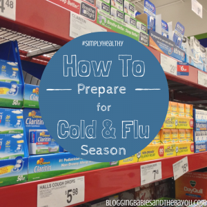 How to Keep Healthy This Cold & Flu Season at Sam's Club #SimplyHealthy #Shop