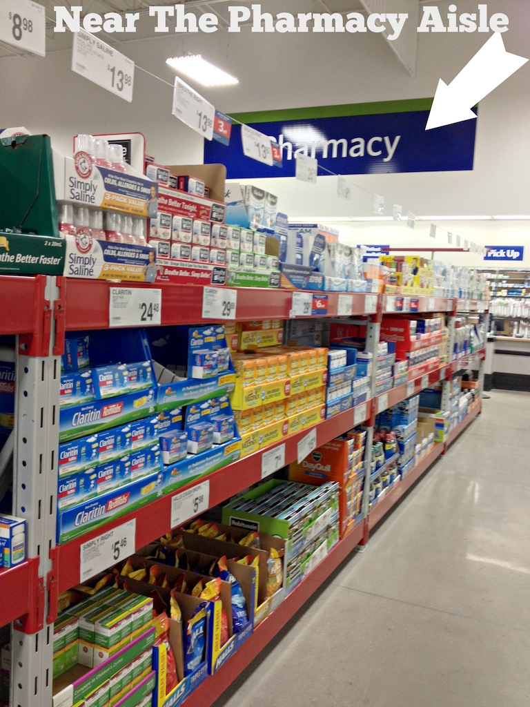 Shop at Sams Club this Cold and Flu Season & Sams Club Pharmacy  #SimplyHealthy  #Cbias #Shop