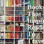 Travel Chat: Books That Inspire Readers to Travel  #BayouTravel